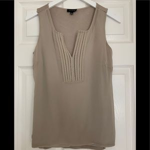 Tan The Limited tank - size S